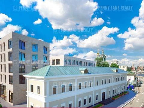 Продается офис в 10 мин. пешком от м. Новокузнецкая - Фото 1