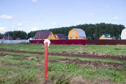 Продажа участка, Симоново, Картошкино, Заокский район - Фото 1