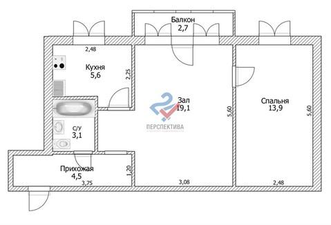 Квартира по ул.Р.Зорге, д.6 - Фото 5