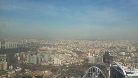 Сдается офис (апартаменты) 224 кв.м. на 67 этаже башни «Москва» . - Фото 1