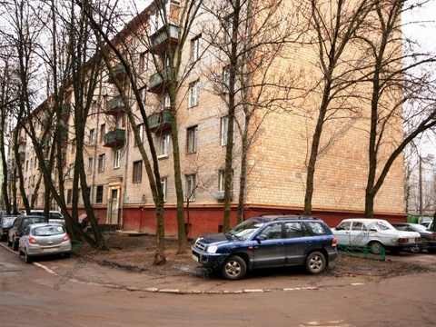 Продажа квартиры, м. Филевский парк, Ул. Герасима Курина - Фото 4