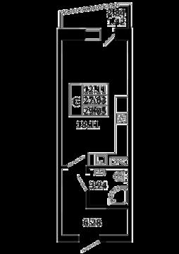 Квартира-студия 29,05 кв. м. в ЖК Никольский посад