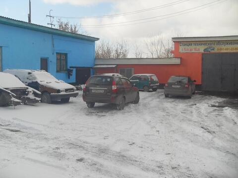 Производственно-складское помещение 1098 кв. ул. Благовещенская - Фото 4