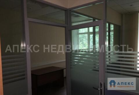 Аренда офиса 96 м2 м. Славянский бульвар в бизнес-центре класса В в . - Фото 3