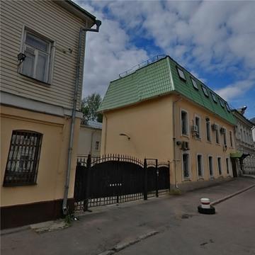 Отдельно стоящее здание, особняк, Таганская, 532 кв.м, класс B. м. . - Фото 1