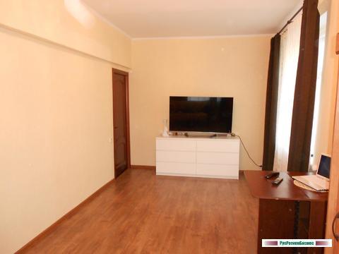 Продается комната в трехкомнатной квартире ул. Нагорная дом 18 корпус - Фото 1