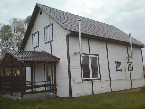 Дом на озере, с магистральным газом, все удобства, плюс природа. - Фото 2