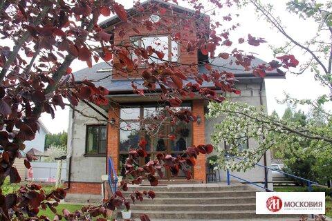Дача (дом 144 кв.м на участке 12 соток) вблизи Вороново, Калужское ш. - Фото 1