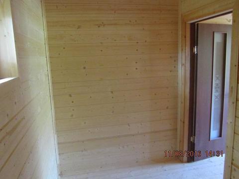 Дом 130 м2 в Лесу, Хозблок, 75 км по Ярославскому ш. - Фото 3