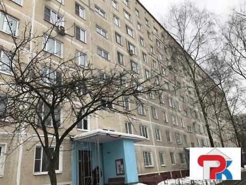 Продается Двухкомн. кв. г.Москва, Юрловский проезд, 27 - Фото 1