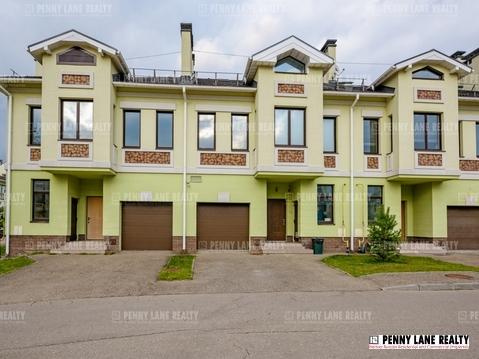 Продажа таунхауса, Веледниково, Истринский район - Фото 1