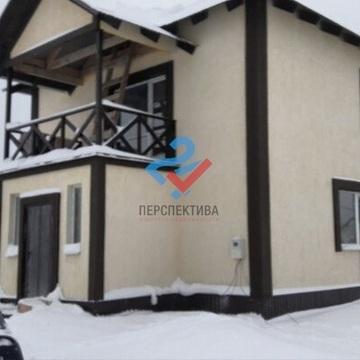 Дом в районе Шмидтово на участке 6 соток. - Фото 1