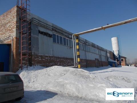 Продажа производственного помещения, Сосновоборск, Ул. Заводская - Фото 1