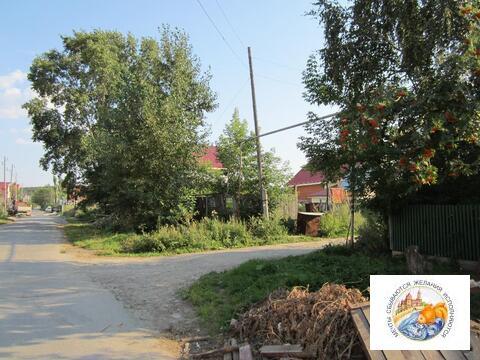 Участок 5 сот, земли поселений (ИЖС), в черте города. - Фото 1