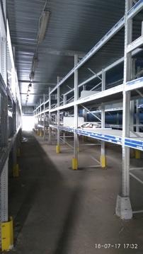 Сдается теплое складское помещение 330м2, 1эт, ул. Салова 46 - Фото 1