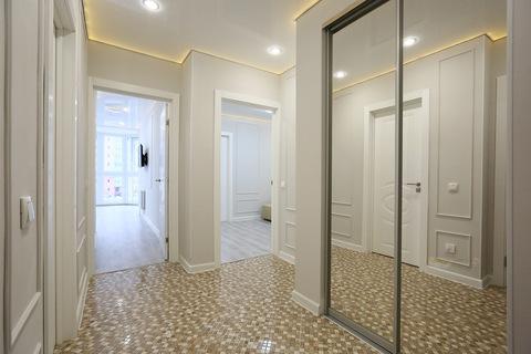Отличная квартира с евроремонтом и панорамным видом! - Фото 1