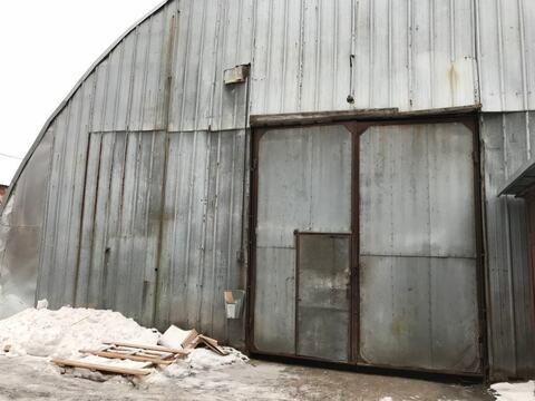 Отапливаемый склад ангар 455 м - Фото 5