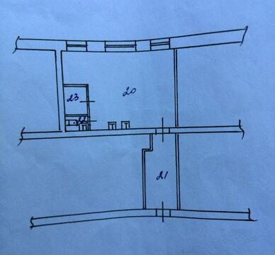 Продам Торгово-офисное помещение, с отдельным входом с первой линии. . - Фото 3