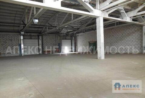 Аренда помещения пл. 2006 м2 под склад, производство, , офис и склад . - Фото 5