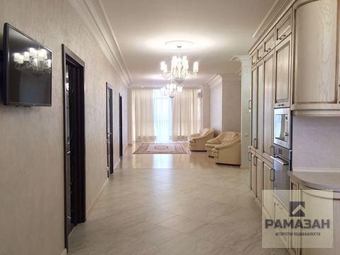 Трёхкомнатная квартира в элитном доме ЖК Магеллан - Фото 2