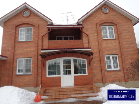 Дом 180 м2 в кп Новоспасское - Фото 2