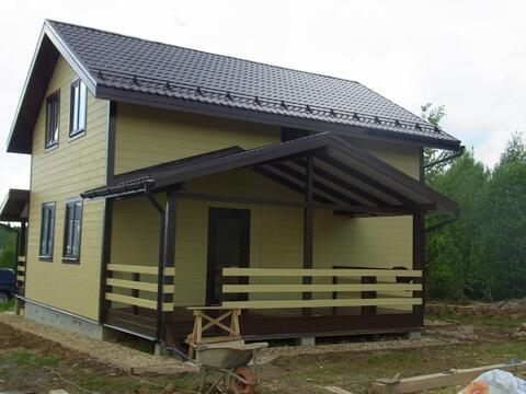 Новый жилой дом 140 кв.м. - Фото 2