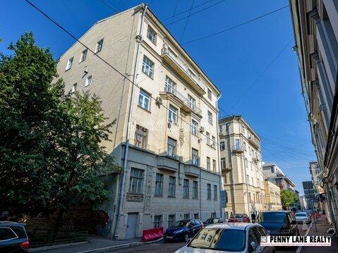 Продажа квартиры, м. Арбатская, Скатертный пер. - Фото 1