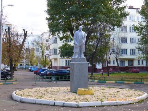 """Дом в Лефортово с собственным сквером, памятником и """"кораблём"""" - Фото 2"""