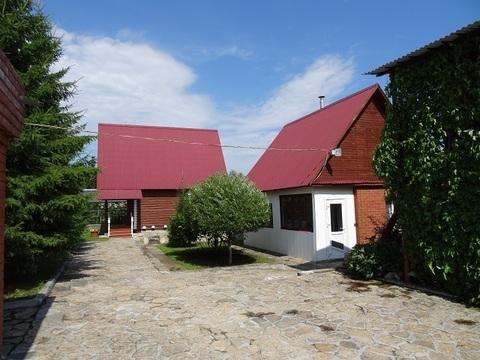 Отличный коттедж, с. Кадниково, 25 км от Екатеринбурга - Фото 5