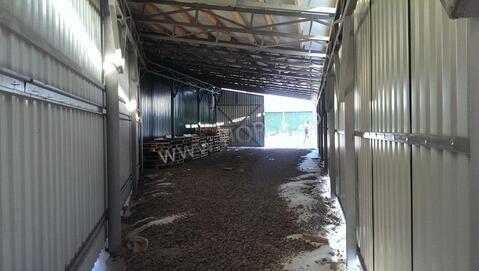 Холодный склад в д. Карманово - Фото 2