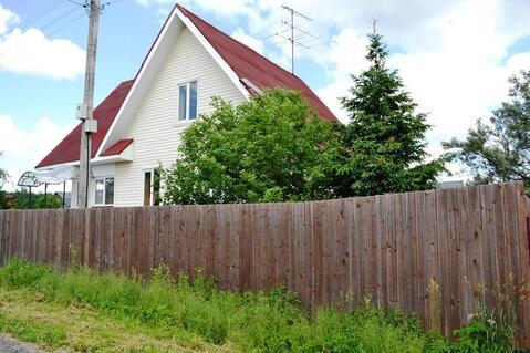 Продается замечательный дом 160 кв.м, участок 10 сот. , Киевское ш, . - Фото 1