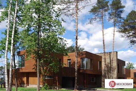 Резиденция 576 кв.м. Новорижское шоссе вблизи п.Рублево Москва - Фото 1