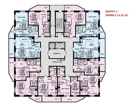 Продажа объекта, 68 м2, Пугачёва, д. 29а, к. корпус А - Фото 3