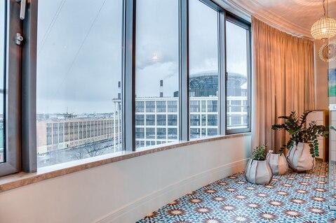 Роскошная дизайнерская квартира в «резиденции на суворовском» - Фото 4