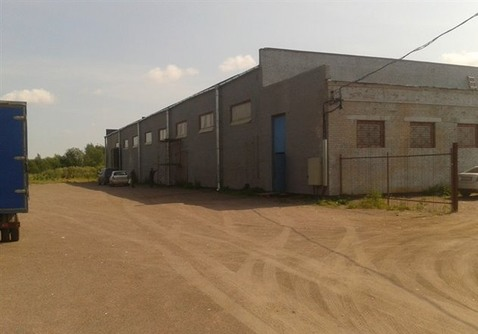 Сдается склад п. Тельмана - Фото 2