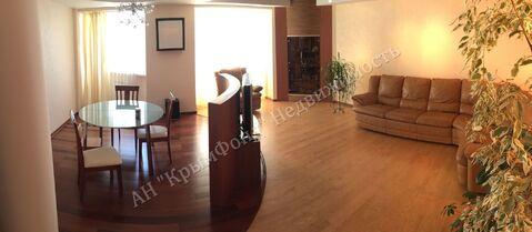 Элитная 4-х ком. квартира 122 м2, г. Севастополь - Фото 3