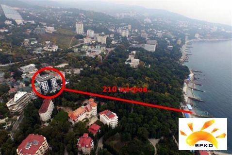 Квартира в Крыму Гаспра в доме бизнес-класса - Фото 3