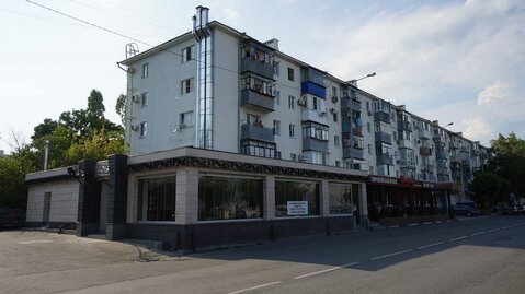 Купить Видовую Двухкомнатную Квартиру на Набережной Новороссийска. - Фото 1