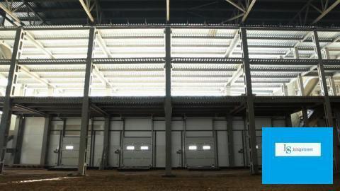 """Продажа склада класса """"а"""" 5900 кв.м, 7 км от МКАД, г. Щербинка - Фото 3"""