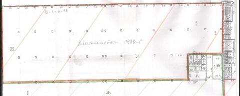 Сдам складское помещение 2000 кв.м, м. Международная - Фото 2