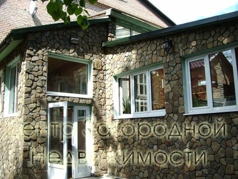 Дом, Ярославское ш, 7 км от МКАД, Мытищи. 3-х этажный коттедж площадью . - Фото 3