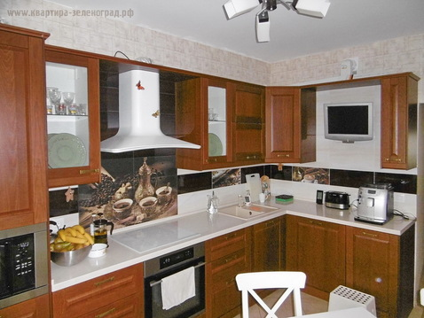 4 комнатная квартира, Зеленоград, корпус 847 - Фото 3