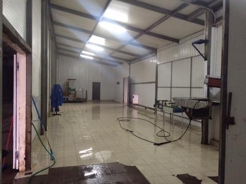 Производственная 2200 база в Колпино (Лагерное шоссе) - Фото 1