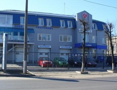 Продажа: здание 3537 м2, Воронеж - Фото 1