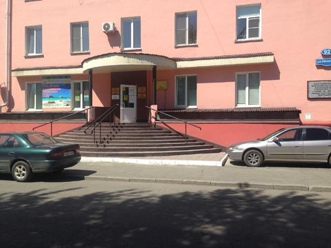 Офис в центре с отдельным входом - Фото 1