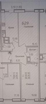 Продажа квартиры, Шушары, м. Звездная, Новгородский пр-кт. - Фото 1