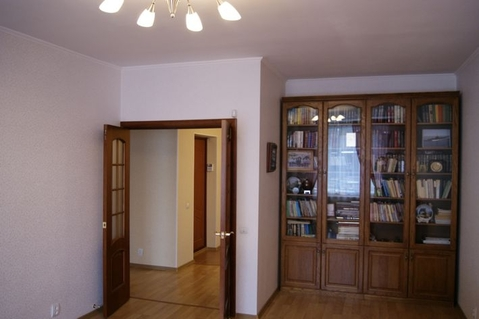 3-комнатная 90 кв.м. 6/9 кирп с качественным ремонтом на . - Фото 4