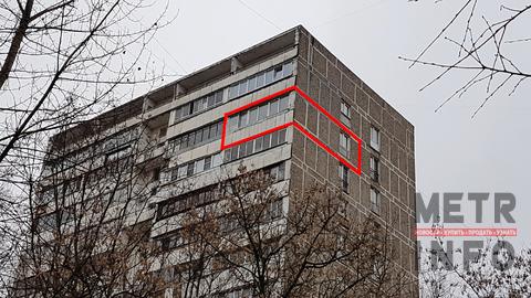 Продажа двухкомнатной квартиры на Веерной улице, 14а - Фото 2