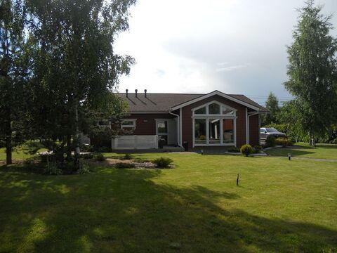 Вырица: финский дом из клееного бруса 163 кв.м на уч. 24 сот. для ИЖС - Фото 3