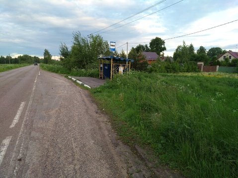 Участок 7 соток в д. Гридюкино Свет дорога 80 км от Москвы - Фото 3